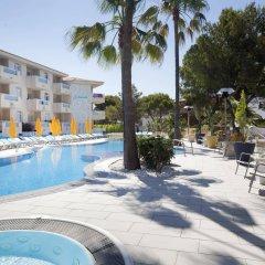 Отель Apartamentos Sotavento - Только для взрослых бассейн фото 2