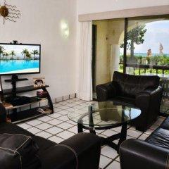 Отель Xaman Ha Condominiums Плая-дель-Кармен комната для гостей фото 2