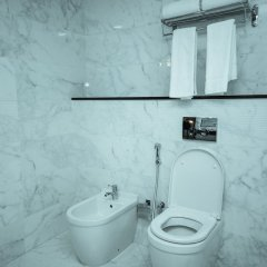 Al Salam Grand Hotel-Sharjah ванная фото 2