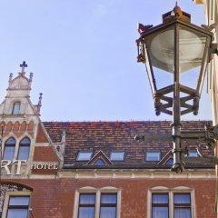 Отель Art Hotel Польша, Вроцлав - отзывы, цены и фото номеров - забронировать отель Art Hotel онлайн балкон