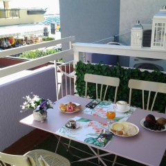 Residence Hotel Le Viole балкон