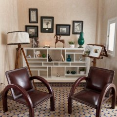 Отель Albarnous Maison d'Hôtes Марокко, Танжер - отзывы, цены и фото номеров - забронировать отель Albarnous Maison d'Hôtes онлайн удобства в номере фото 2
