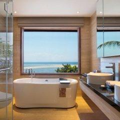Отель Nikko Bali Benoa Beach Индонезия, Бали - отзывы, цены и фото номеров - забронировать отель Nikko Bali Benoa Beach онлайн ванная
