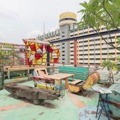Saladaeng Gallery Hostel By Favstay Бангкок