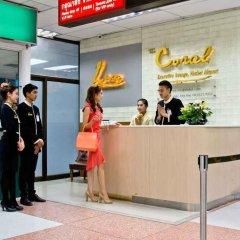 Отель Le Coral Hideaway Beyond Phuket интерьер отеля фото 2