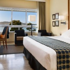 Hesperia Isla De La Toja Hotel Эль-Грове комната для гостей фото 3