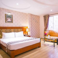 Blue Diamond Hotel Хошимин комната для гостей фото 3
