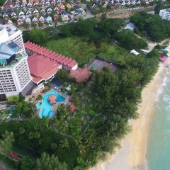 Отель Bayview Beach Resort Малайзия, Пенанг - 6 отзывов об отеле, цены и фото номеров - забронировать отель Bayview Beach Resort онлайн пляж фото 2