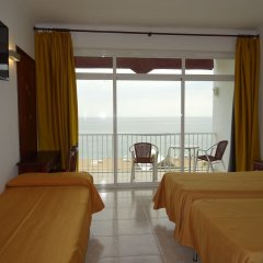 Отель Mont-Rosa комната для гостей фото 2