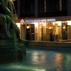 Отель Austria Trend Hotel Europa Wien Австрия, Вена - 10 отзывов об отеле, цены и фото номеров - забронировать отель Austria Trend Hotel Europa Wien онлайн бассейн
