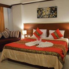 Отель Brother'S Residence Патонг комната для гостей фото 5
