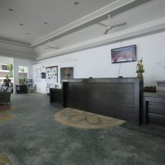 Отель Phi Phi Bayview Premier Resort Таиланд, Ранти-Бэй - 3 отзыва об отеле, цены и фото номеров - забронировать отель Phi Phi Bayview Premier Resort онлайн интерьер отеля