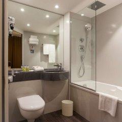 Отель Hôtel Kyriad Rennes ванная