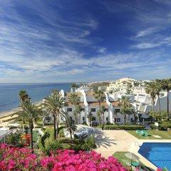 Отель Coral Beach Aparthotel пляж фото 2