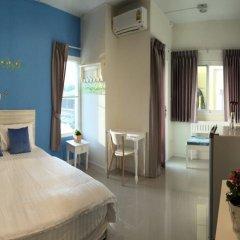 Отель The Garden Living комната для гостей фото 3