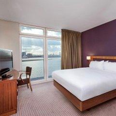 Отель DoubleTree By Hilton London Excel комната для гостей фото 4