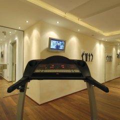Отель Friesachers Aniferhof Аниф фитнесс-зал фото 2