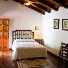 Отель Don Udos Гондурас, Копан-Руинас - отзывы, цены и фото номеров - забронировать отель Don Udos онлайн комната для гостей фото 3