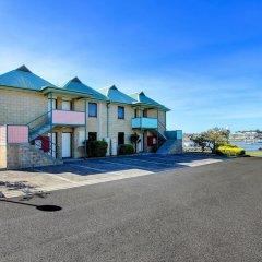 Отель Comfort Inn The Pier Австралия, Тасмания - отзывы, цены и фото номеров - забронировать отель Comfort Inn The Pier онлайн парковка