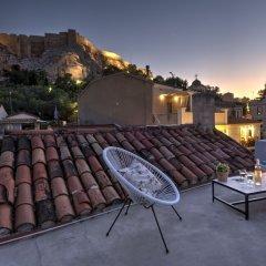 Отель Aria Plaka Residence Афины балкон
