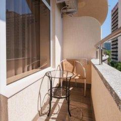 Гостиница Кристалл балкон фото 2