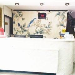 Отель Jinzhong Inn Китай, Сучжоу - отзывы, цены и фото номеров - забронировать отель Jinzhong Inn онлайн интерьер отеля фото 3