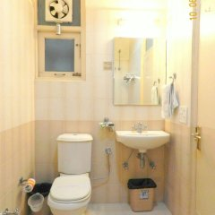Hotel Tara Palace Chandni Chowk Нью-Дели ванная