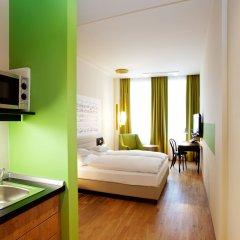 Отель arcona LIVING BACH14 Германия, Лейпциг - 1 отзыв об отеле, цены и фото номеров - забронировать отель arcona LIVING BACH14 онлайн в номере