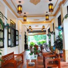 Отель Tigon Homestay Вьетнам, Хойан - отзывы, цены и фото номеров - забронировать отель Tigon Homestay онлайн интерьер отеля
