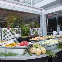 Отель Hilton Rose Hall Resort & Spa - All Inclusive Ямайка, Монтего-Бей - отзывы, цены и фото номеров - забронировать отель Hilton Rose Hall Resort & Spa - All Inclusive онлайн питание фото 3