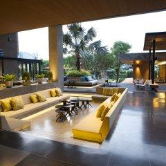 Отель The Silver Palm Rama 9 - Bangkok бассейн