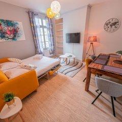 Отель Appartements Les Orchidees Raspail Франция, Сомюр - отзывы, цены и фото номеров - забронировать отель Appartements Les Orchidees Raspail онлайн фото 6