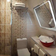 Отель English Home Tbilisi ванная фото 2
