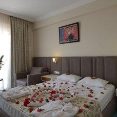 Отель Throne Seagate Belek Богазкент комната для гостей