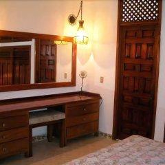 Отель Suites La Siesta Пуэрто-Вальярта удобства в номере