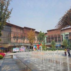 Отель City Inn Happy Valley Chengdu бассейн