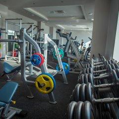 Отель Мелиот Челябинск фитнесс-зал
