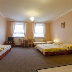 Hotel Koruna Злонице комната для гостей фото 3