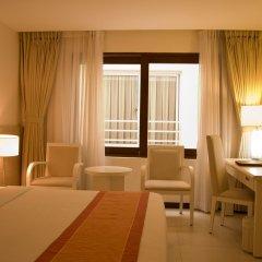Nhi Phi Hotel комната для гостей фото 4