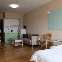Отель Beijing Very City Apartment Jianxiang International Китай, Пекин - отзывы, цены и фото номеров - забронировать отель Beijing Very City Apartment Jianxiang International онлайн комната для гостей фото 2