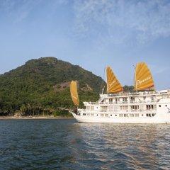 Отель Aphrodite Cruises пляж