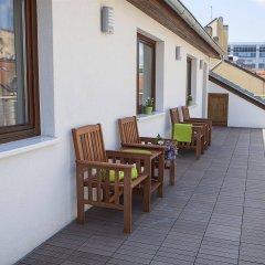 Lavanda Hotel & Apartments Prague балкон