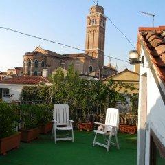 Отель Pantalon Hotel Италия, Венеция - 11 отзывов об отеле, цены и фото номеров - забронировать отель Pantalon Hotel онлайн балкон