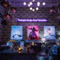 Отель Delano South Beach развлечения