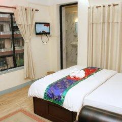 Отель Thamel Backpackers Home Непал, Катманду - отзывы, цены и фото номеров - забронировать отель Thamel Backpackers Home онлайн комната для гостей фото 2