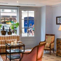 Отель Le Relais Saint Honoré Франция, Париж - отзывы, цены и фото номеров - забронировать отель Le Relais Saint Honoré онлайн интерьер отеля