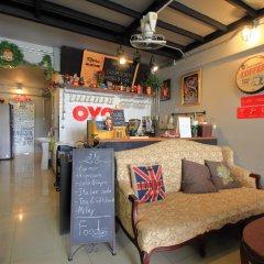 Guyasuka Hostel&Cafe интерьер отеля