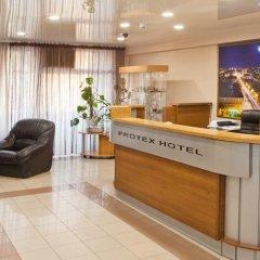 Гостиница Протекс Екатеринбург интерьер отеля фото 4