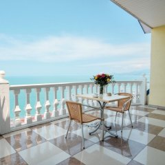 Гостиница Оазис балкон