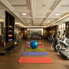 Отель Vinpearl Resort & Spa Ha Long фитнесс-зал